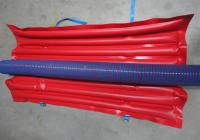 Inflatable Hotdog 30 floater for hoses